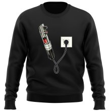 Pull  parodique Le sabre laser : Sabre Laser... en Charge ! (Parodie )