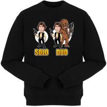 Pulls  parodique Le Duo Han Solo et Chewbacca : Solo Duo :) (Parodie )
