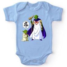 Body bébé  parodique Yoda et Dieu : Ton père... Je suis !! (Parodie )
