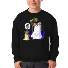 Sweat-shirts  parodique Yoda et Dieu : Ton père... Je suis !! (Parodie )