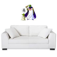 Sticker Mural  parodique Yoda et Dieu : Ton père... Je suis !! (Parodie )