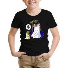 T-shirt Enfant  parodique Yoda et Dieu : Ton père... Je suis !! (Parodie )