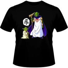 T-shirts (French Days)  parodique Yoda et Dieu : Ton père... Je suis !! (Parodie )