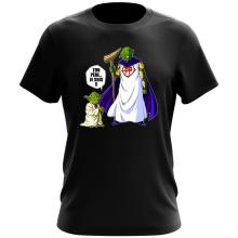 T-shirt  parodique Yoda et Dieu : Ton père... Je suis !! (Parodie )