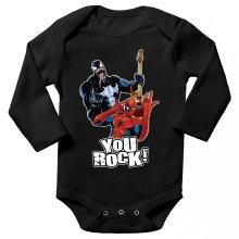 Funny Bodysuits - Spider-Man and Venom ( Parody)