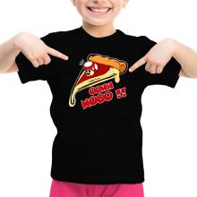 Pizza aux Champignons !