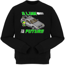 Pulls  parodique Link et la Delorean : A Link to the Future ! (Parodie )
