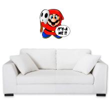 Décorations murales (French Days)  parodique Mario et Maskass : Bas les masques :) (Parodie )