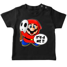 T-shirts (French Days)  parodique Mario et Maskass : Bas les masques :) (Parodie )