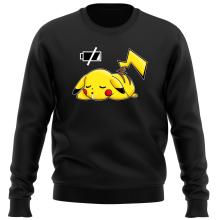 Pull  parodique Pikachu : Batterie à plat ! (Parodie )