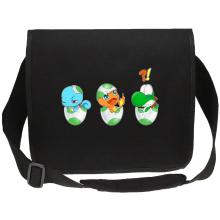 Canvas Messenger Bags Video Games Parodies