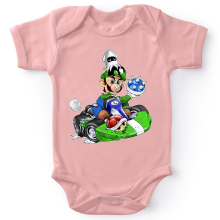 Body bébé (Filles)  parodique Luigi : Kart Fighter - Player 2 (Parodie )