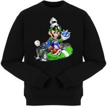 Pulls  parodique Luigi : Kart Fighter - Player 2 (Parodie )