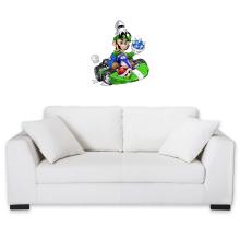 Sticker Mural  parodique Luigi : Kart Fighter - Player 2 (Parodie )