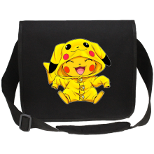 Sac bandoulière Canvas  parodique Pikachu : Le Cosplayer ultime !! (Parodie )
