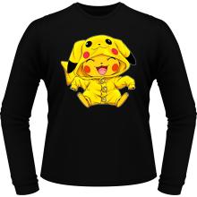 T-Shirts à manches longues  parodique Pikachu : Le Cosplayer ultime !! (Parodie )