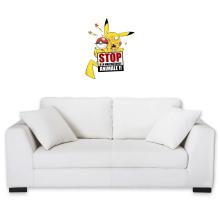 Décorations murales  parodique Pikachu : Stop à la Maltraitance animale !! (Parodie )