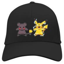 Casquette  parodique Pikachu mode Super Saiyan : Super Sourijin !! (Parodie )