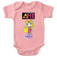 Body bébé (Filles)  parodique La Princesse Zelda : The Legend of...ME ! (Parodie )