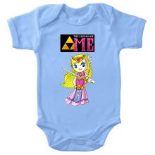 Body bébé  parodique La Princesse Zelda : The Legend of...ME ! (Parodie )