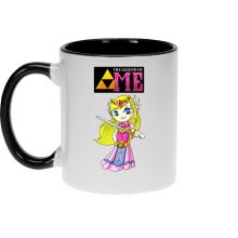 Mug  parodique La Princesse Zelda : The Legend of...ME ! (Parodie )