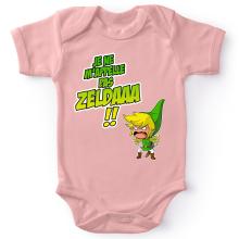 Body bébé (Filles)  parodique Link : Un Coup de gueule de héros... (Parodie )