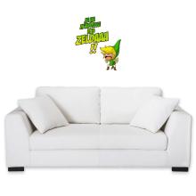 Sticker Mural  parodique Link : Un Coup de gueule de héros... (Parodie )