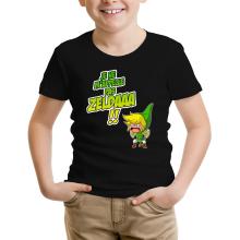 T-shirt Enfant  parodique Link : Un Coup de gueule de héros... (Parodie )