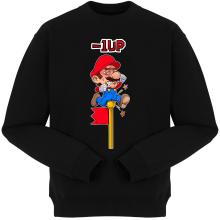Pulls  parodique Mario : - 1 UP !! (Parodie )