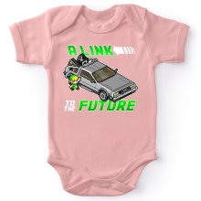 Bodys  parodique Link et la Delorean : A Link to the Future ! (Parodie )