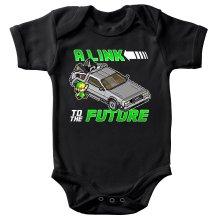Body bébé  parodique Link et la Delorean : A Link to the Future ! (Parodie )