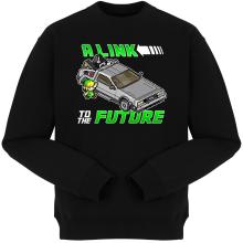 Pulls  parodique Link et la Delorean : A Link to the Future ! (Parodie )
