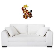 Sticker Mural  parodique Donkey Kong : Kart Fighter - Player 4 (Parodie )
