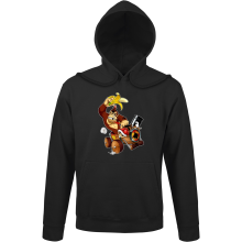 Sweat à capuche  parodique Donkey Kong : Kart Fighter - Player 4 (Parodie )