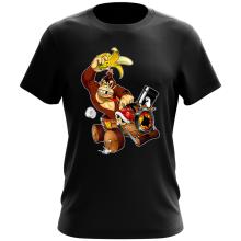 T-shirt  parodique Donkey Kong : Kart Fighter - Player 4 (Parodie )