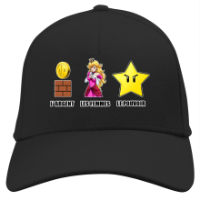 Casquette (French Days)  parodique Princesse Peach et l