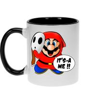 Mugs (French Days)  parodique Mario et Maskass : Bas les masques :) (Parodie )