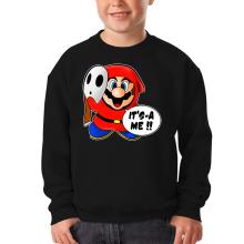 Sweat-shirts (French Days)  parodique Mario et Maskass : Bas les masques :) (Parodie )