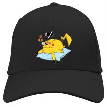 Casquette  parodique Pikachu : Batterie Off - ZZZZ (Parodie )