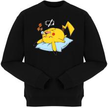 Pulls  parodique Pikachu : Batterie Off - ZZZZ (Parodie )