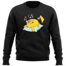 Pull  parodique Pikachu : Batterie Off - ZZZZ (Parodie )