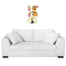 Décorations murales  parodique Princesse Peach;Bowser et Bowsette : Bowsette Fusion ! (Parodie )