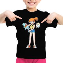 T-shirts  parodique Carapuce, Ondine et Togepi : Carafapuce... :) (Parodie )