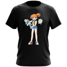 T-shirt  parodique Carapuce, Ondine et Togepi : Carafapuce... :) (Parodie )