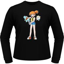 T-Shirts à manches longues  parodique Carapuce, Ondine et Togepi : Carafapuce... :) (Parodie )