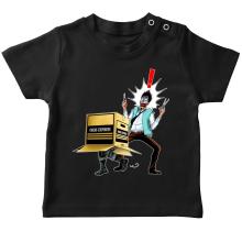 T-shirts  parodique Solid Snake : Colis piégé... :) (Parodie )