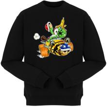 Pulls  parodique Yoshi : Kart Fighter - Player 3 (Parodie )