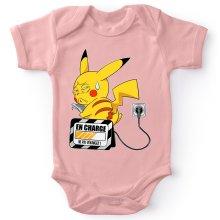 Bodys  parodique Pikachu : En charge... (Super Deformed) (Parodie )