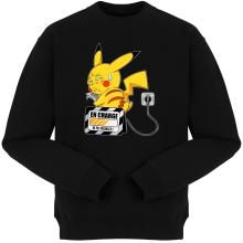 Pulls  parodique Pikachu : En charge... (Super Deformed) (Parodie )