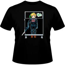 T-shirts  parodique Link : Examen de santé :) (Parodie )